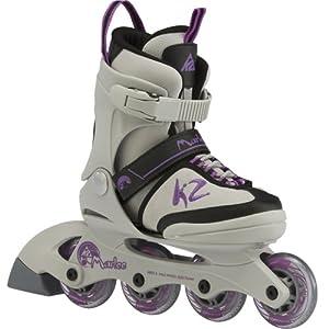 K2 Skate Girl's Marlee Inline Skates, 4-8