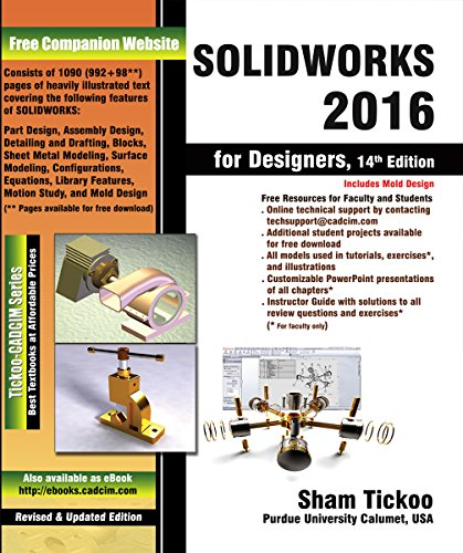 Solidworks 2016 for designers download pdf by prof sham tickoo solidworks 2016 for designers download pdf by prof sham tickoo fandeluxe Images