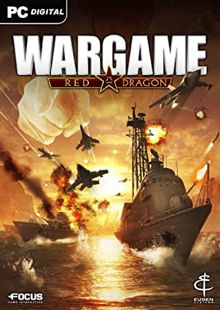 Wargame Red Dragon [Online Game Code]