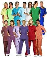 Leiber OP-Hose - Damen und Herren Hose mit Rundumgummizug - in vielen Farben