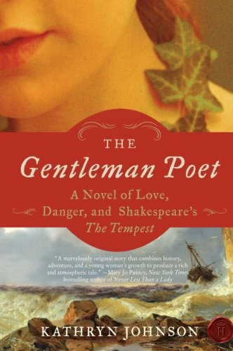 Image of The Gentleman Poet: A Novel of Love, Danger, and Shakespeare's The Tempest