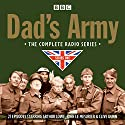Dad's Army: Complete Radio Series One Radio/TV Program by Jimmy Perry, David Croft Narrated by Arthur Lowe, Full Cast