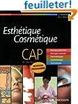 Esth�tique Cosm�tique CAP, BP/Bac Pro