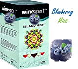 Island Mist Blueberry Pinot Noir Wine Kit by Winexpert