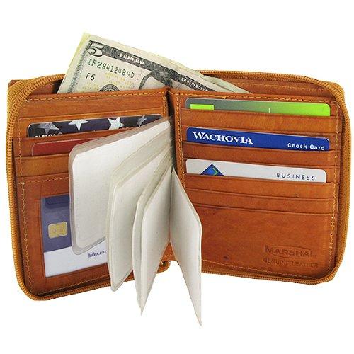 Card Holder Tan Wallet