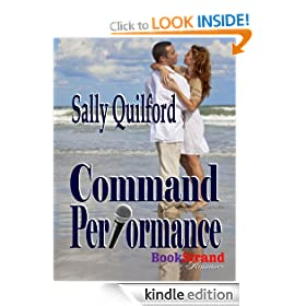 Command Performance (BookStrand Publishing Romance)