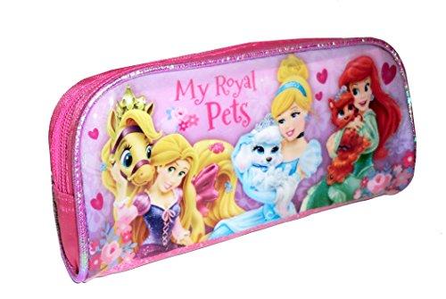 Disney Princess Palace Pets Pencil Case Accessory Pouch – Gadget Case