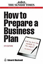 How to Prepare a Business Plan Create Your Strategy by Blackwell