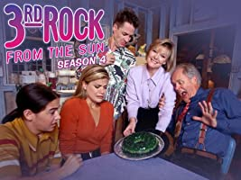 Third Rock from the Sun Season 4