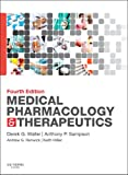 img - for Medical Pharmacology and Therapeutics, 4e book / textbook / text book