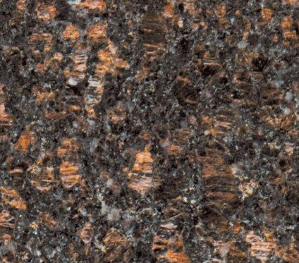 "Tan Brown 24""x24"" Polished Granite Tile for Flooring, Countertop"