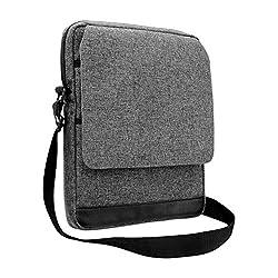 V7 Premium Messenger Bag (TD31GRY-1N)