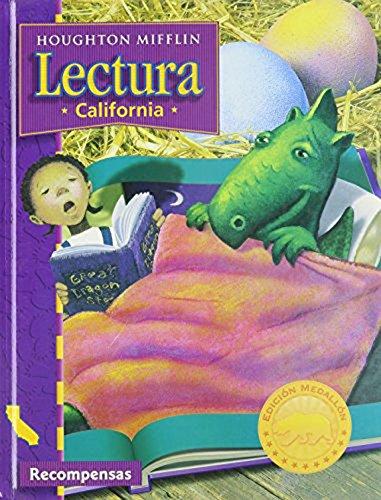 Houghton Mifflin Reading Spanish California: Student Edition Level 3.1 Recompensas 2003 (Spanish Edition)