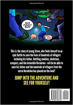 The Ultimate Minecraft Comic Book Volume 1: The Curse of HerobrinePaperback– March 31, 2014
