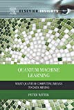 img - for Quantum Machine Learning: What Quantum Computing Means to Data Mining (Elsevier Insights) book / textbook / text book