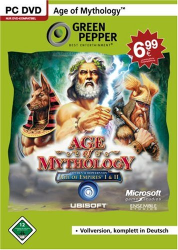 Age of Mythology [Green Pepper]