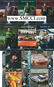 Buy 2010 Press Pass Premium Series Nascar Racing Complete Mint Basic 90 Card Set Including Jimmie Johnson, Dale Earnhardt... by Press Pass