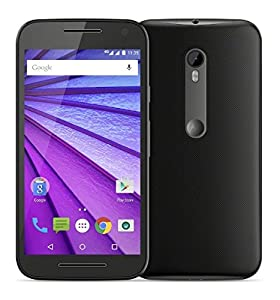 Motorola Moto G 3rd Generation LTE UK SIM-Free Smartphone - Black