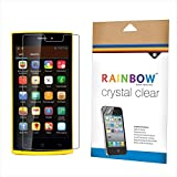 Rainbow Crystal Clear Screen Protector For IBall Andi 4.5P Glitter 3G