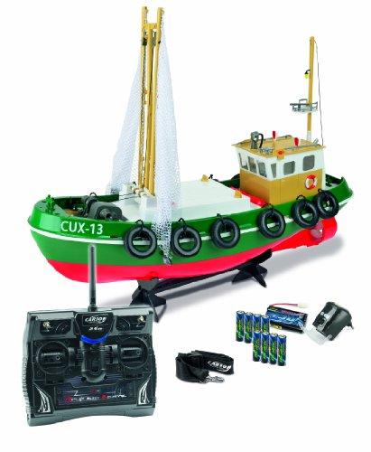 Carson-500108014-Fischkutter-Cux-13-100-RTR-24-GHz