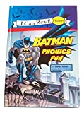 Dc Comics I Can Read Phonics Hardcover Edition ~ 12 Educational Readers In 1 (First Edition; 6.4