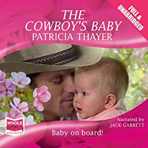 The Cowboy's Baby Audiobook