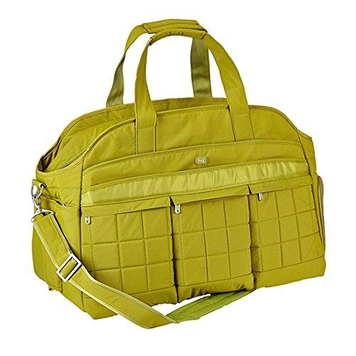 lug-airbus-weekender-bag-grass-green-one-size