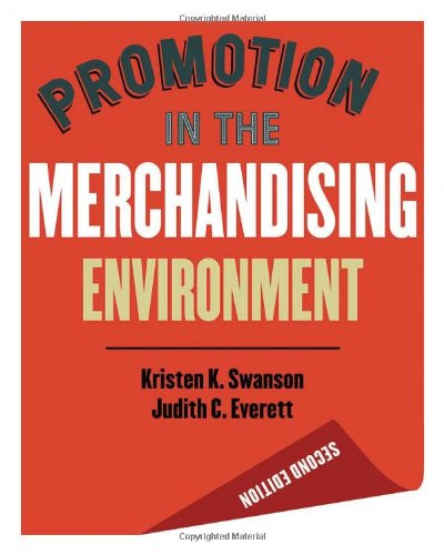 Promotion in the Merchandising Environment 2nd edition