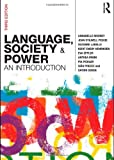 img - for LSP Bundle: Language, Society and Power: An Introduction book / textbook / text book