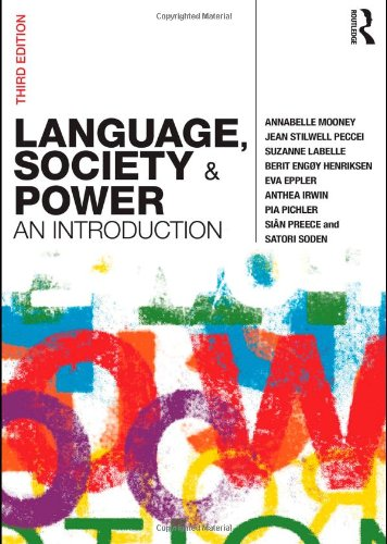 LSP Bundle: Language, Society and Power: An Introduction