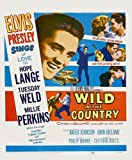 Wild in the Country Poster Movie 11 x 14 In - 28cm x 36cm Elvis Presley Hope Lange Tuesday Weld Millie Perkins Rafer Johnson