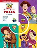 Rootin-Tootin Tales (Read-Along Storybook and CD (3-in-1))