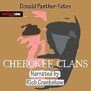 Cherokee Clans Audiobook