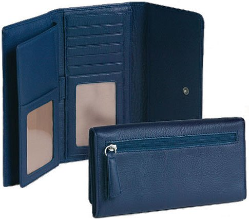 Osgoode Marley Cashmere Checkbook Clutch - Buy Osgoode Marley Cashmere Checkbook Clutch - Purchase Osgoode Marley Cashmere Checkbook Clutch (Osgoode Marley, Apparel, Departments, Accessories, Wallets, Money & Key Organizers, Wallets on a String)