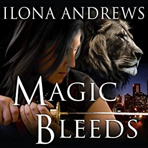 Magic Bleeds Audiobook