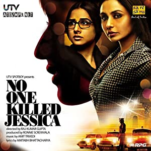 No One Killed Jessica (Hindi Music / Bollywood Songs / Film Soundtrack / Indian Music CD)