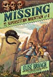 img - for Missing on Superstition Mountain book / textbook / text book