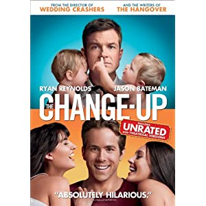 The Change-Up Movie on DVD