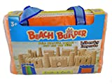 Beach Builder Create-A-Sand Castle Building Kit for Kids (18 Pcs)