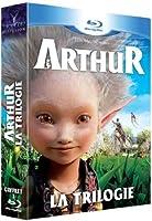 Arthur : La trilogie de Luc Besson [3 dvd / 3 Blu-ray] [Pack combo Blu-ray + DVD]
