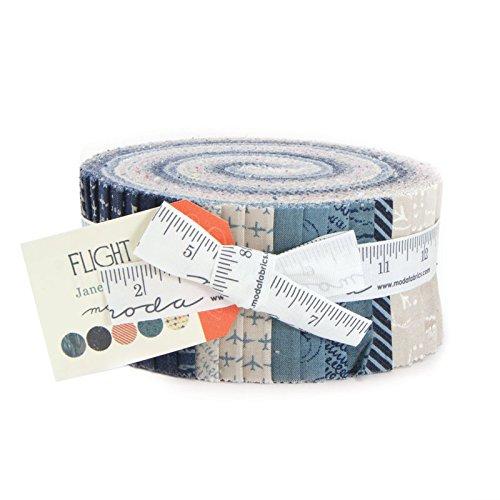 moda-fabric-flight-jelly-roll