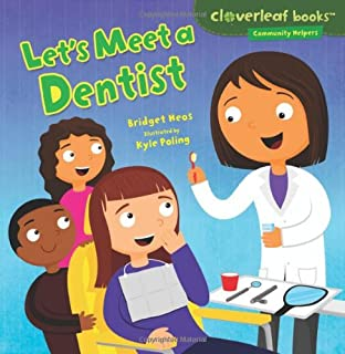 Book Cover: Let's Meet a Dentist