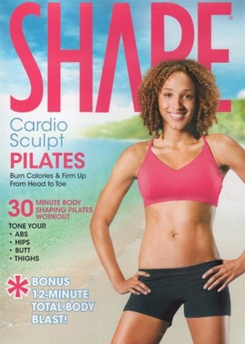 Shape Cardio Sculpt Pilates DVD - Lizbeth Garcia Region 0