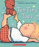 img - for Ten Tiny Toes book / textbook / text book