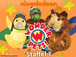 Wonder Pets - Staffel 1
