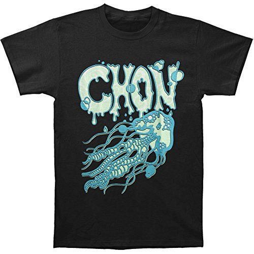 Arnoldo Blacksjd Chon Men's Jellyfish T-shirt Black Medium