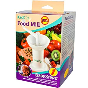 Food Mill - BabySteps Kid Co 1 Pk