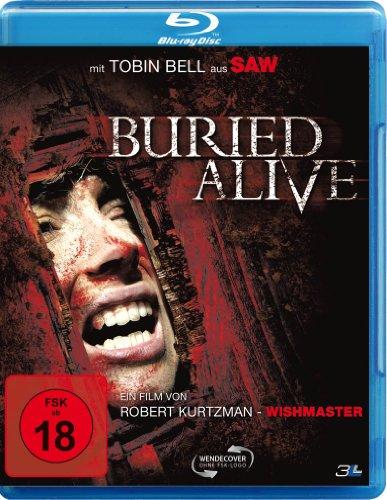 Buried Alive - Lebendig begraben [Blu-ray]