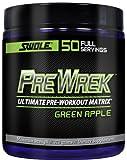 Swole Sports Nutrition Prewrek Pre-Workout Supplement Green Apple 370 Gram