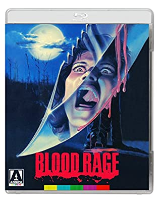 Blood Rage (2-Disc Special Edition) [Blu-ray + DVD]